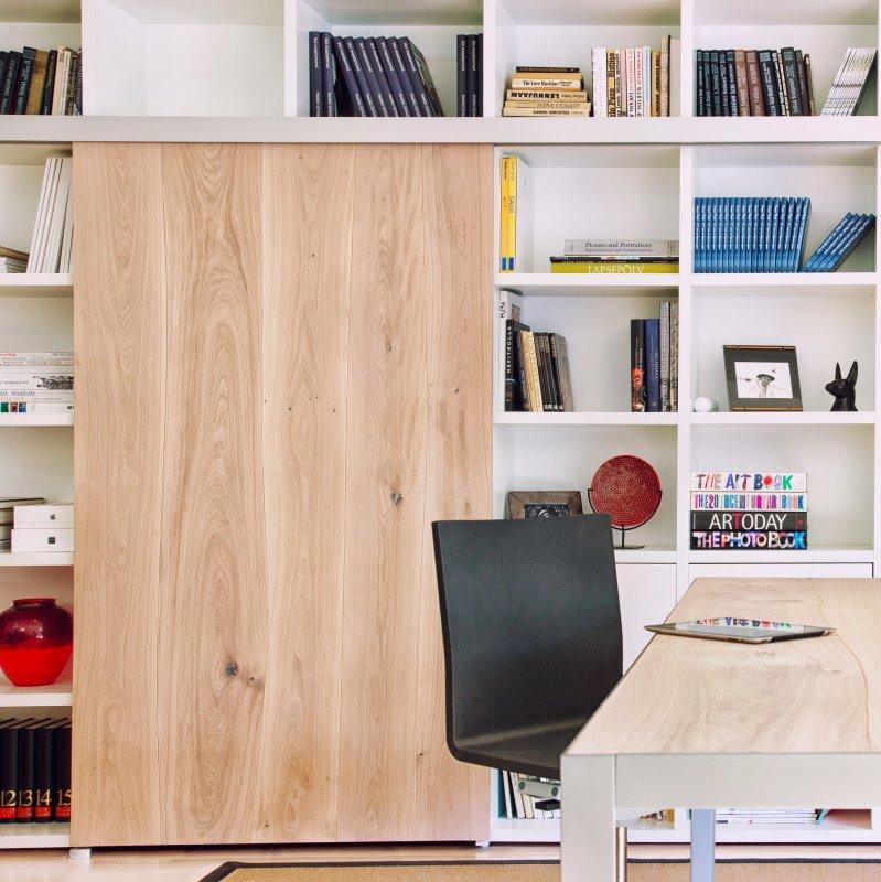 Kasten Op Maat Gemaakt Van Natuurlijk Gewelfde Planken Van