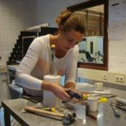 Marlies Crooijmans keramiste, porselein specialist Goeters