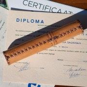 Koker-leer-A4-voor-document-diploma-Goeters-iDOON