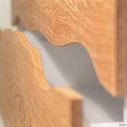 TV meubel met de natuurlijke lijnen van de boom Goeters