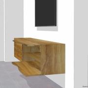 4. zwevend dressoir geopend Isabelle de Ruiter