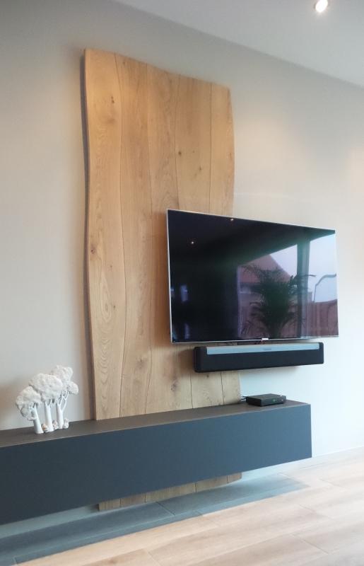 Hard Houten Tv Meubel.Tv Meubel Zwevend Dressoir Wandkast Of Buffet Mooi Elegant