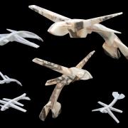 Marmerem drones van marmer specialist Erik