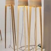 Slanke staande lamp Goeters