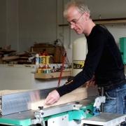 Maarten Barnhoorn meubelmaker in Haarlem