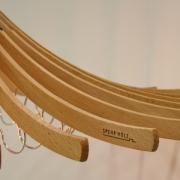 Detail van Hanglamp Kkleerhanger wijd Goeters