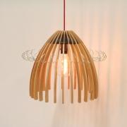 kleerhanger lamp rond design Henrik Spehr goeters