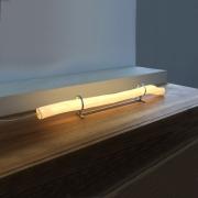Tafellamp Branches, porselein design Goeters FABRIQUE CERAMIQUE verlichting