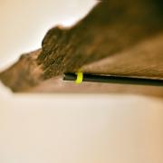 Hangplank Sling detail van de drager Goeters