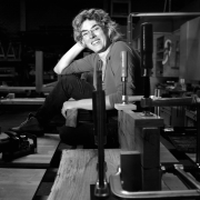 Dominique-Huinck ondernemer achter Goeters foto Marike Pagee