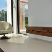 Zwevende dressoirs op maat in Nederland ontworpen en gemaakt Goeters