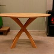 Ronde tafel ontwerp door shaker geinspireerd