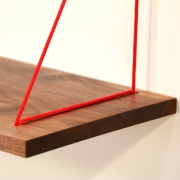 Hangplank sling-noten-16mm-rood