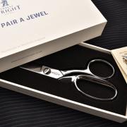 Handgemaakte-stofschaar-in-luxe-verpakking-Ernest-Wright-scissors-Goeters