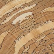 Detail van de tekening van het kopshouten tafelblad