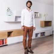 Tim-van-Caubergh-vakman-bij-Goeters-meubelmaker-ontwerper