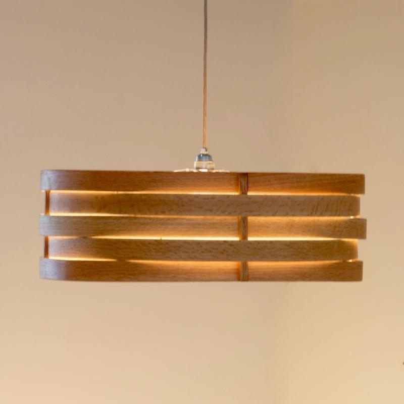 hanglamp van hout