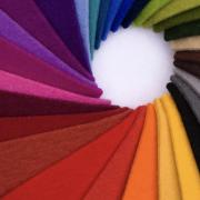 merinowol vilt eindeloos veel keus in kleur voor vloerkleden op maat Goeters