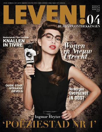 Goeters, Dominique in Leven! magazine 04