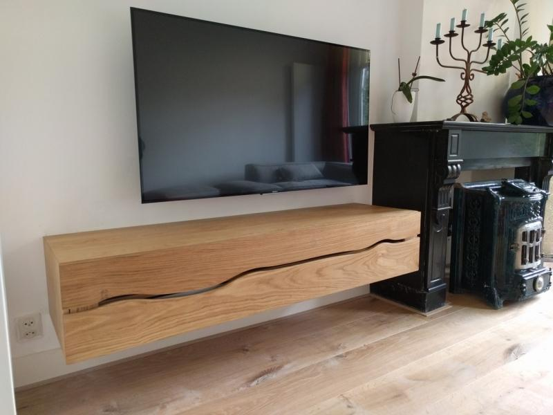 Tv Kast Dressoir Eiken.Tv Meubel Dressoir Wandkast Of Buffet Mooi Elegant Wandmeubel